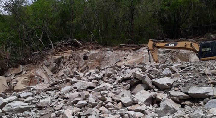 Exponen daño causado en río Los Horcones tras obras de hidroeléctrica (Jalisco)