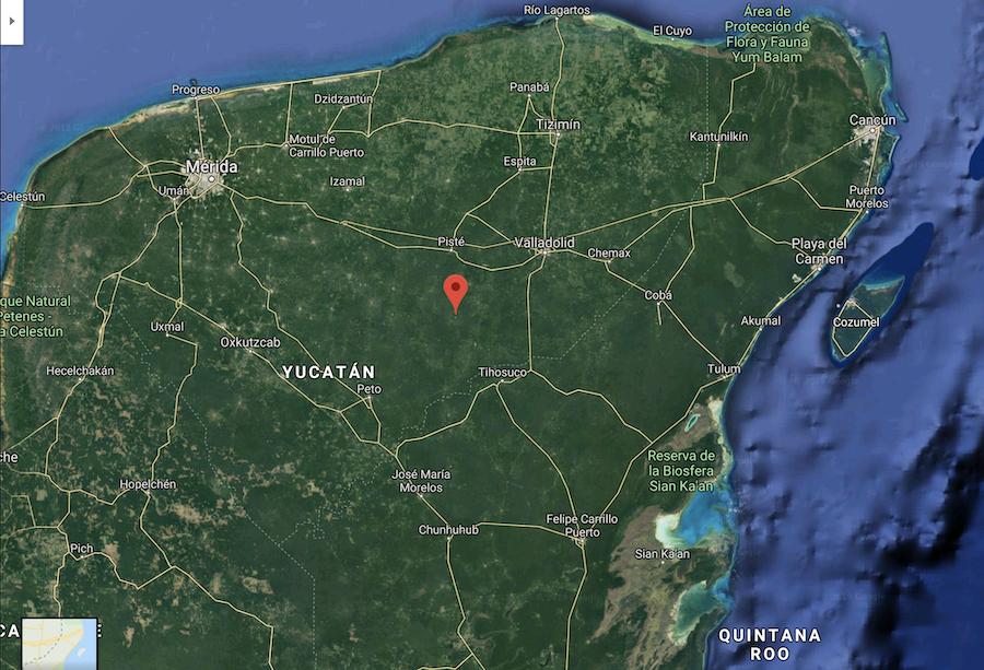 """Visitadora agraria influye en Xkalakdzonot para vender a """"licenciado fantasma"""" 1700 hectáreas (Yucatán)"""