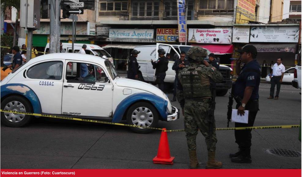 Violencia en Guerrero atemoriza a estudiantes universitarios