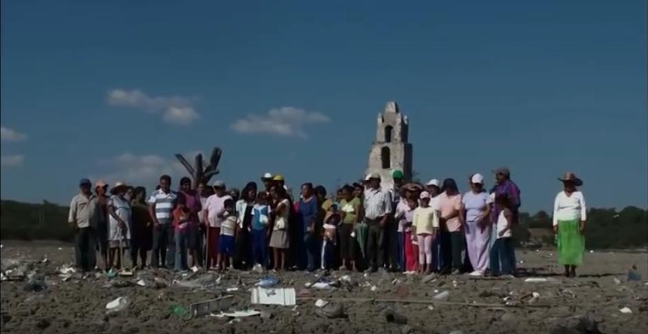 """""""Espejo del olvido"""" documental sobre la vida de las comunidades aledañas a la Presa Endhó (Hidalgo)"""