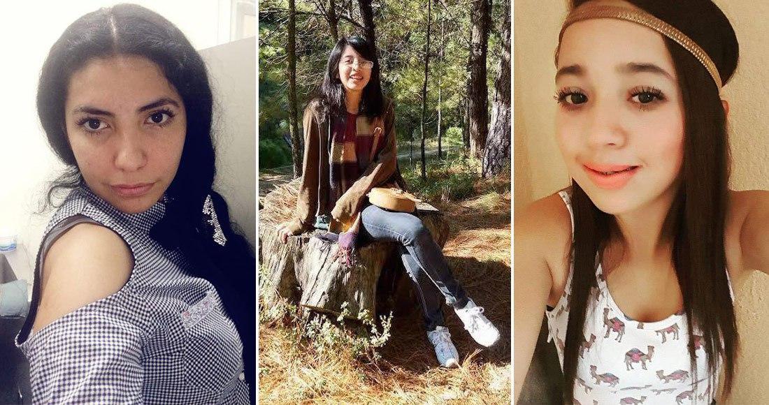 ¿Dónde están? Pamela, Vanessa y Viviana tienen meses sin estar en casa: desaparecieron en la CdMx