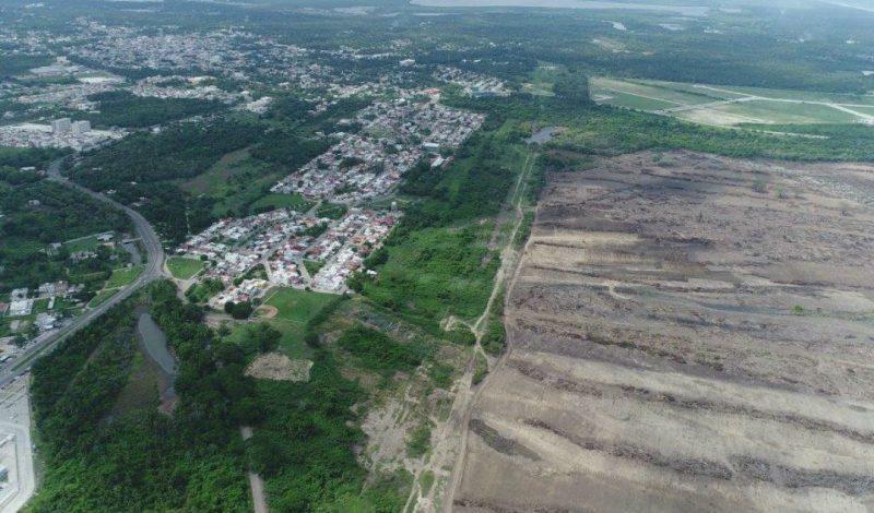 Activistas piden negar permiso ambiental para la refinería de Dos Bocas