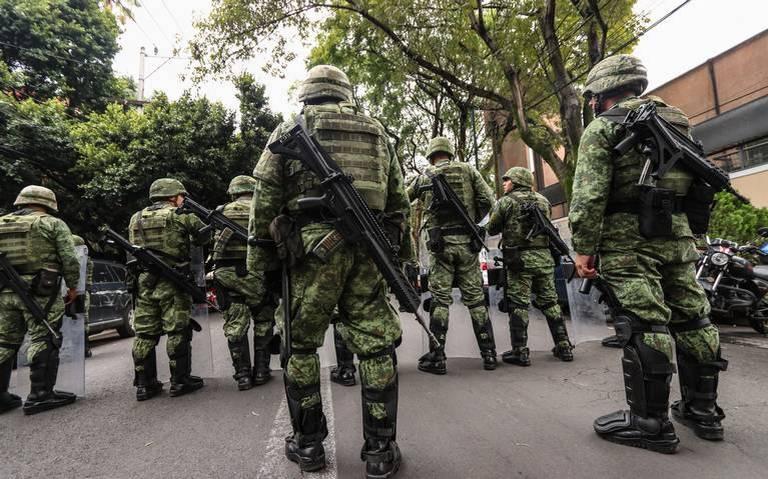 Listo el terreno para la GN en Tepatitlán (Jalisco)