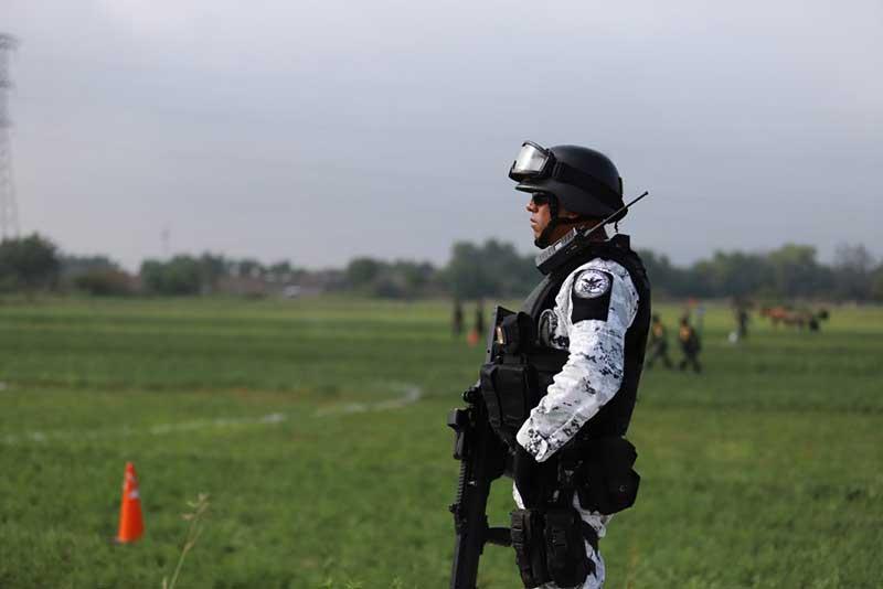 Guardia Nacional en Nayarit