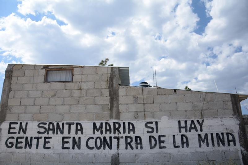 Almaden Minerals mintió a Semarnat y a pobladores de Ixtacamaxtitlán (Puebla)