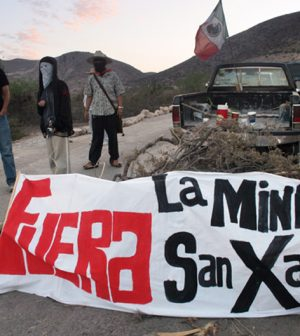 La Minera San Xavier se deshace de cerca de 200 millones de toneladas de material sulfuroso dejando toda la responsabilidad a los ejidatarios (San Luis Potosí)