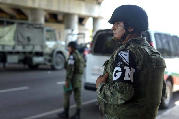 Llega Guardia Nacional a Reynosa (Tamaulipas)