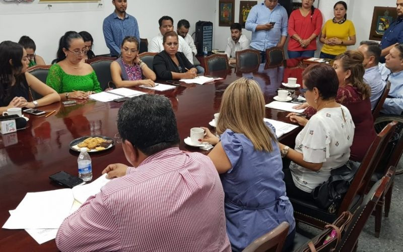 "Morena impulsa ""Ley Antimarchas"" en Tabasco"