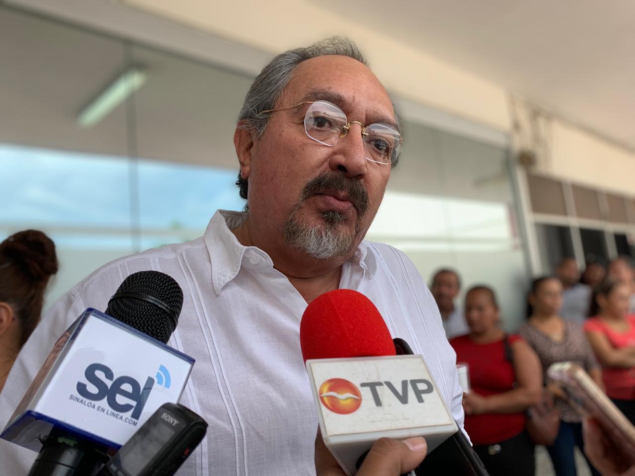 Mario Martini pide al alcalde de Mazatlán que cese el hostigamiento (Sinaloa)
