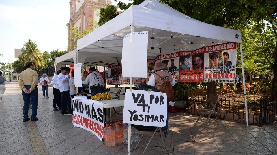 Sabuesos Guerreras solicitan apoyo para sus búsquedas (Sinaloa)