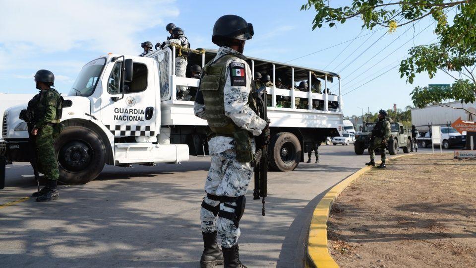 En Aguaruto se construirá base de Guardia Nacional (Sinaloa)