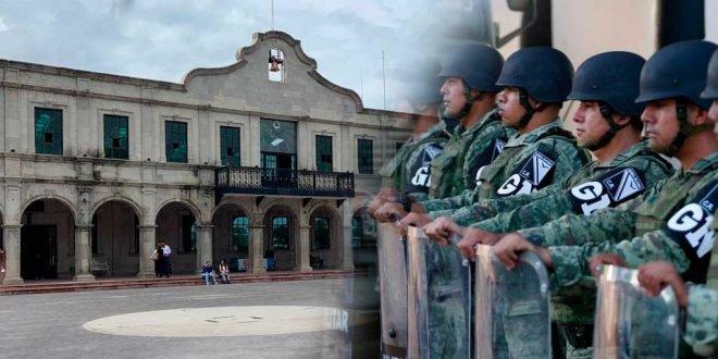 Va Guardia Nacional a 13 municipios de Hidalgo