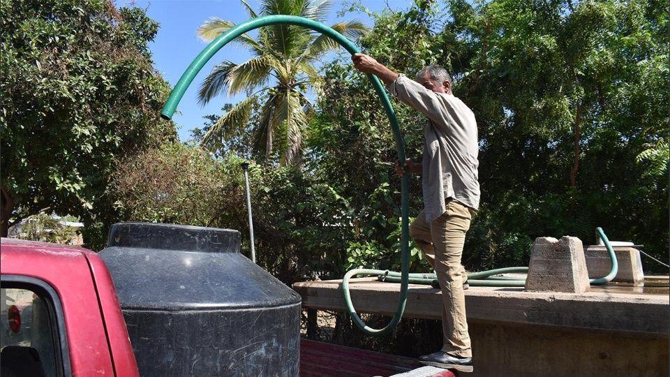 La falta de agua potable se extiende a la zona serrana (Sinaloa)