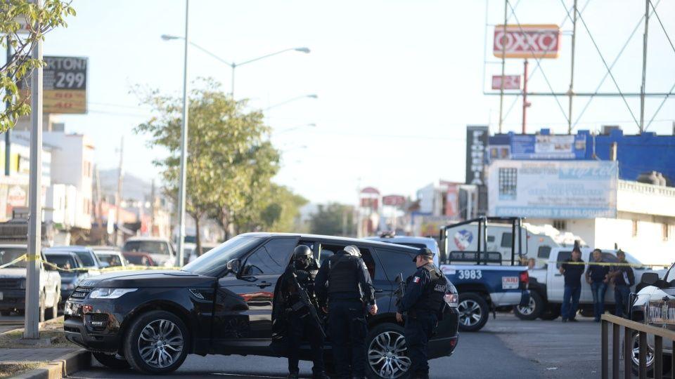 La inseguridad abruma a los culiacanenses (Sinaloa)