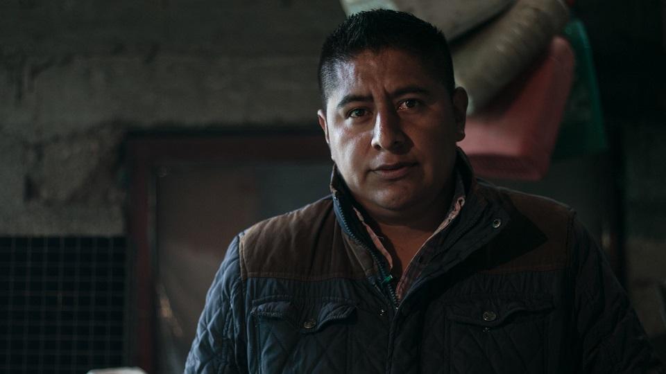Misael perdió a parte de su familia por defender el bosque y ahora es acusado de tala ilegal (Estado de México)