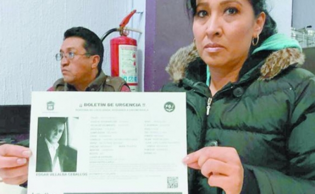 Edomex, el lugar con más de 5 mil personas reportadas como desaparecidas