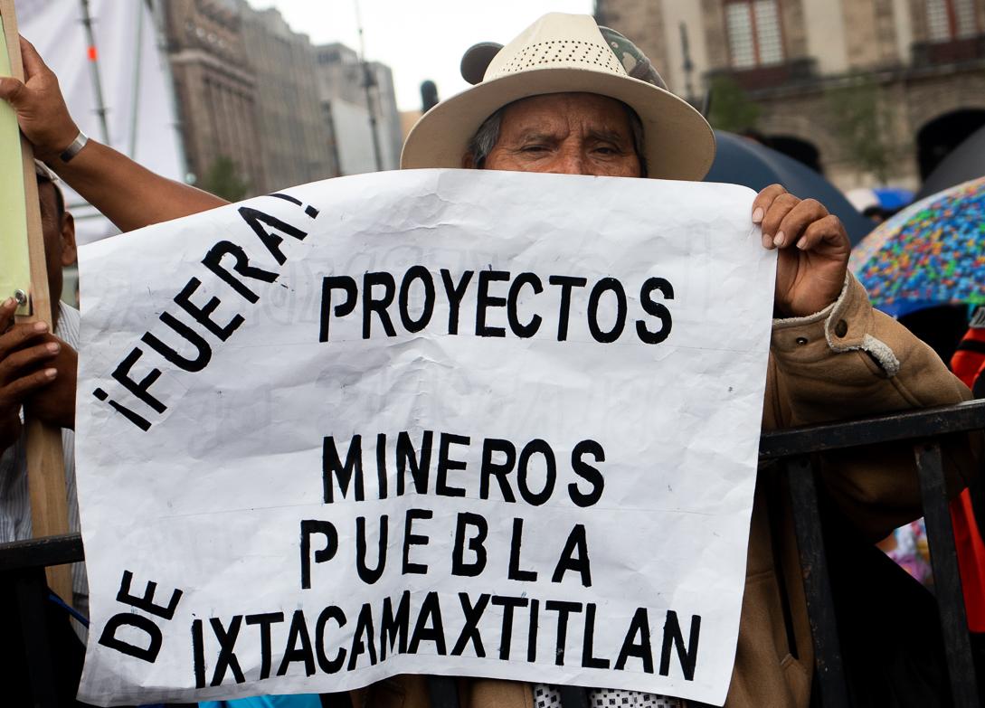 Ixtacamaxtitlán: 60 días de tensión por mina canadiense