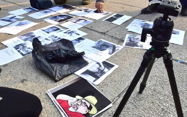 """""""Narcos te obligan a ser sus voceros"""", periodista relata amenazas del crimen"""