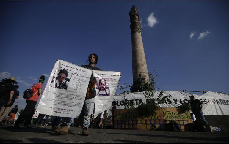 Desconfianza inhibe denuncias en dos de cada 10 desapariciones (Jalisco)