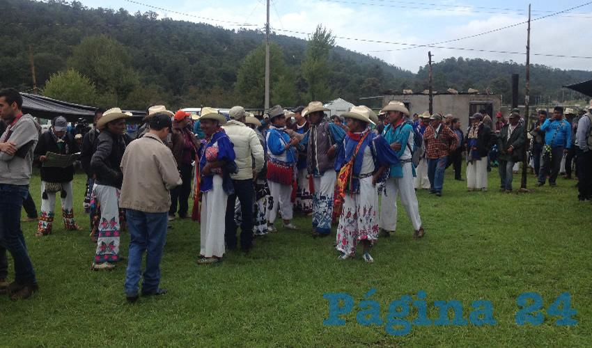 Wixarikas conformarán un gobierno autónomo (Jalisco)