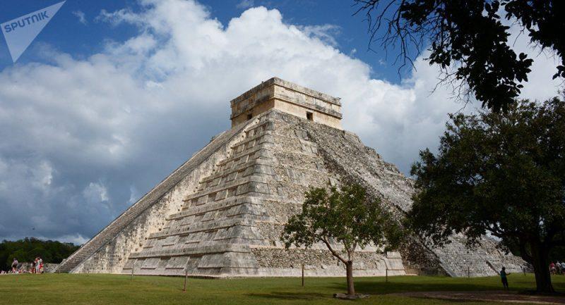 """Las """"amenazas"""" a la zona maya mexicana, al descubierto en una plataforma web"""
