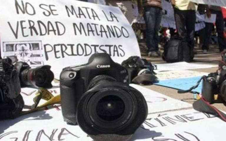Asesinados 12 periodistas en México durante 2019