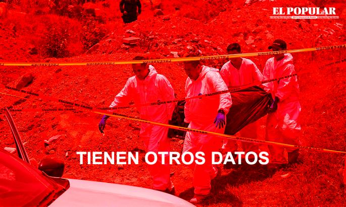 La Fiscalía maquilla las cifras: La Voz de los Desaparecidos (Puebla)