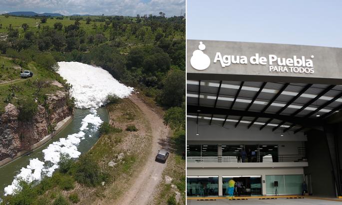 Culpan a Agua de Puebla de nube tóxica de Valsequillo