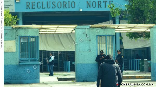 Tortura sistemática en Reclusorio Oriente y cárceles de la CDMX