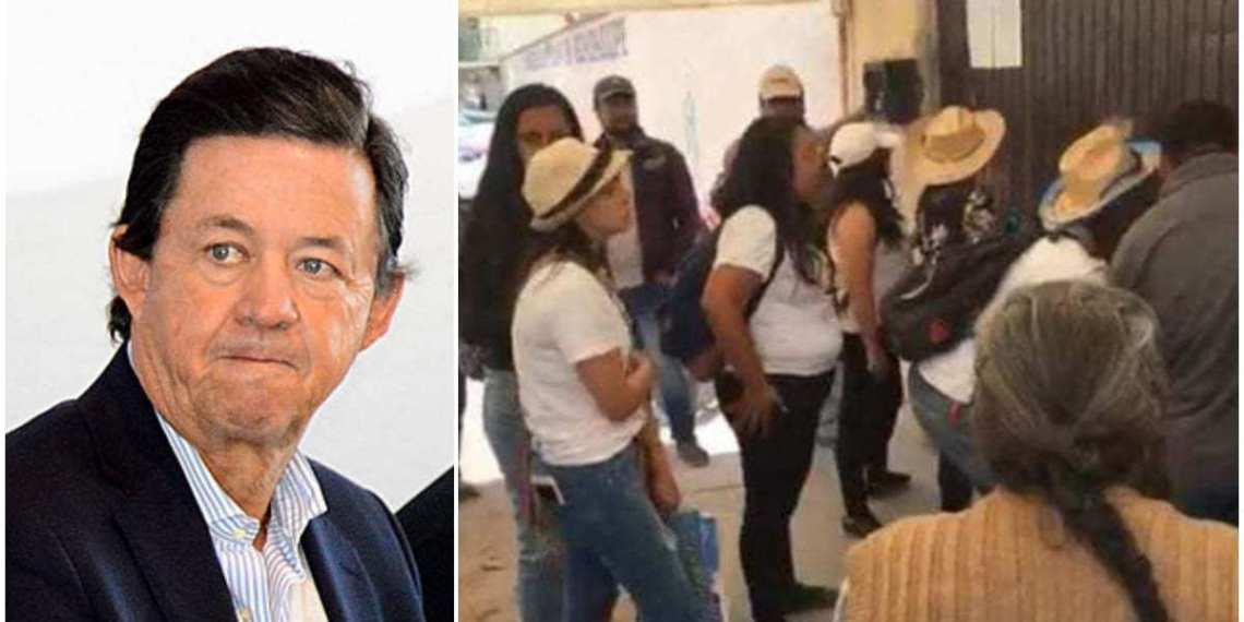 Juez ordena frenar proyecto de El Chato López en San Miguelito (San Luis Potosí)