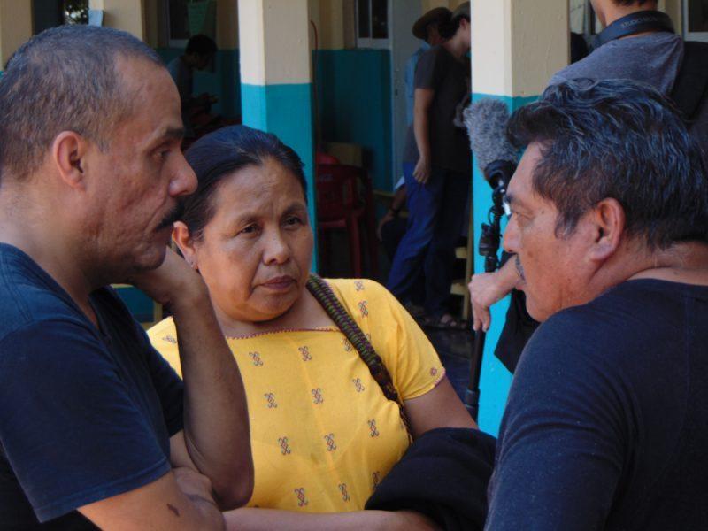 """""""Yo creí que por acá no había resistencia y veo que sí, y es  grande"""": Marichuy (Yucatán)"""