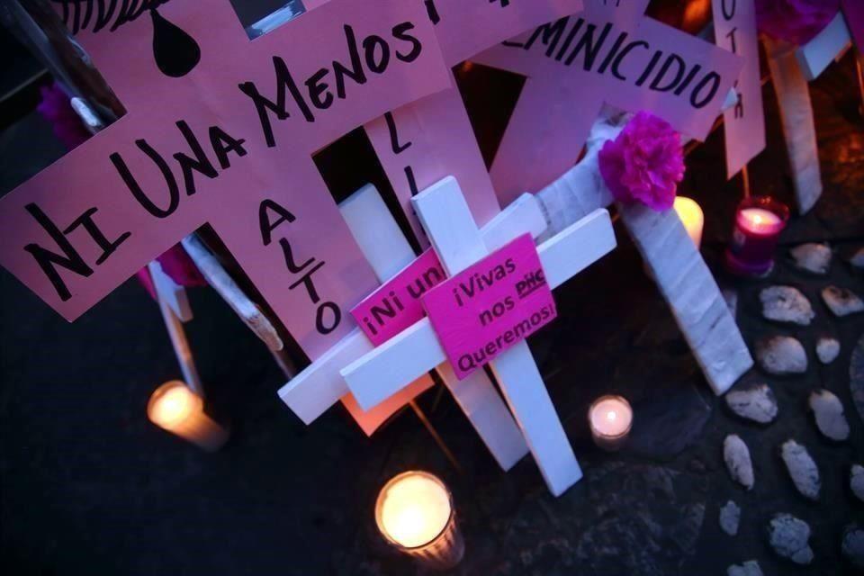Veracruz y Morelos lideran feminicidios