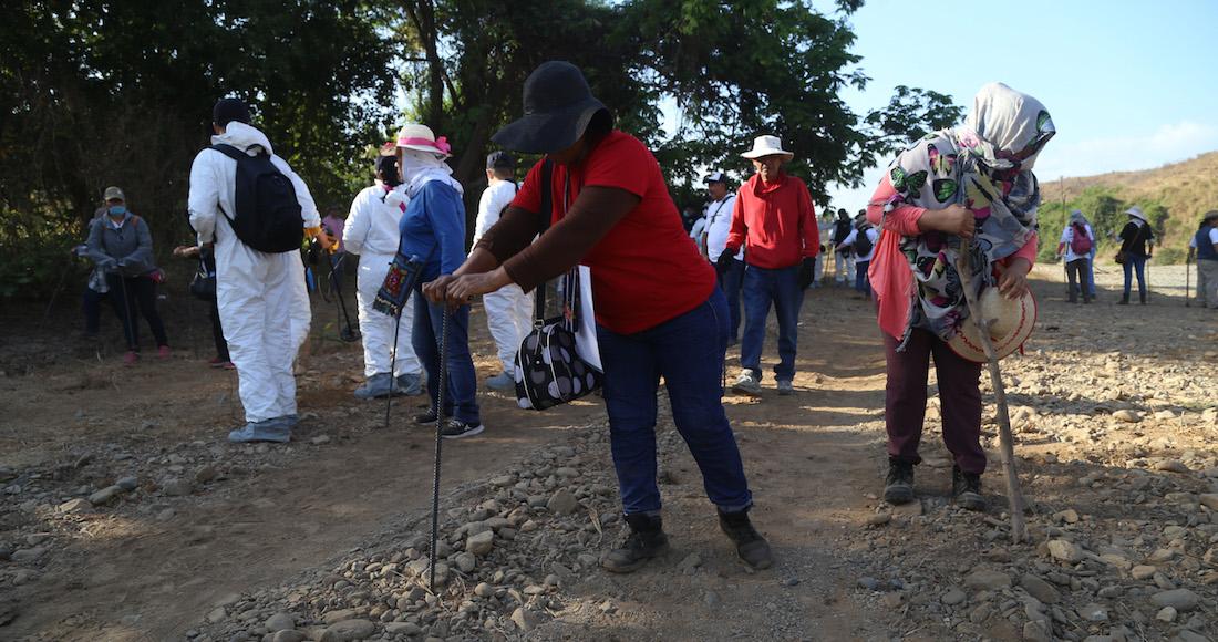 """Familia de la activista asesinada en Michoacán clama justicia: """"el crimen hace aquí lo que quiere"""""""
