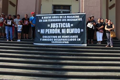 Colectivo no confía en la Guardia Nacional (Tamaulipas)
