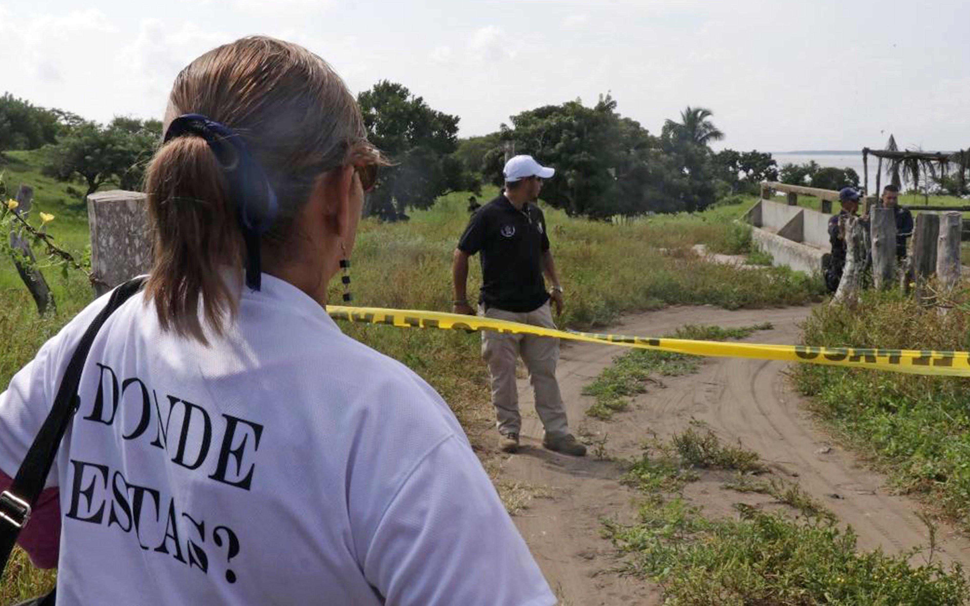 Los desaparecidos también van a la morgue (Puebla)