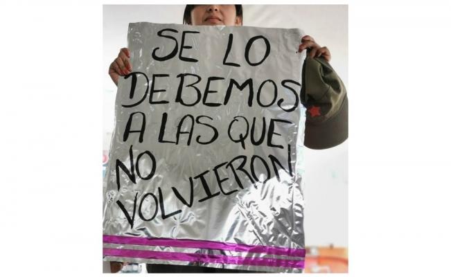 Marchan para exigir cese de violencia contra mujeres en Tizayuca, Hidalgo