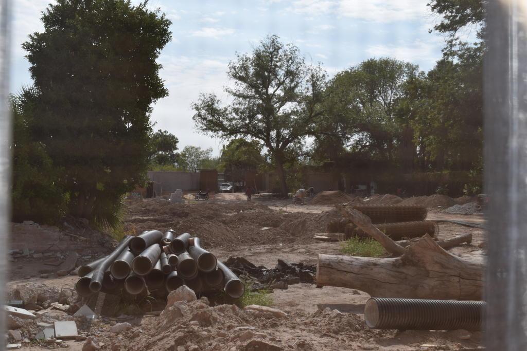 Denuncian construcción irregular de fraccionamiento en Centro de Lerdo (Durango)