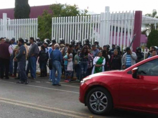 CNTE inicia paro de 72 horas en Michoacán