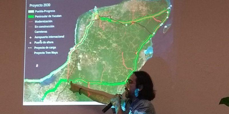 Tren Maya responde a intereses del gran capital y no a comunidades