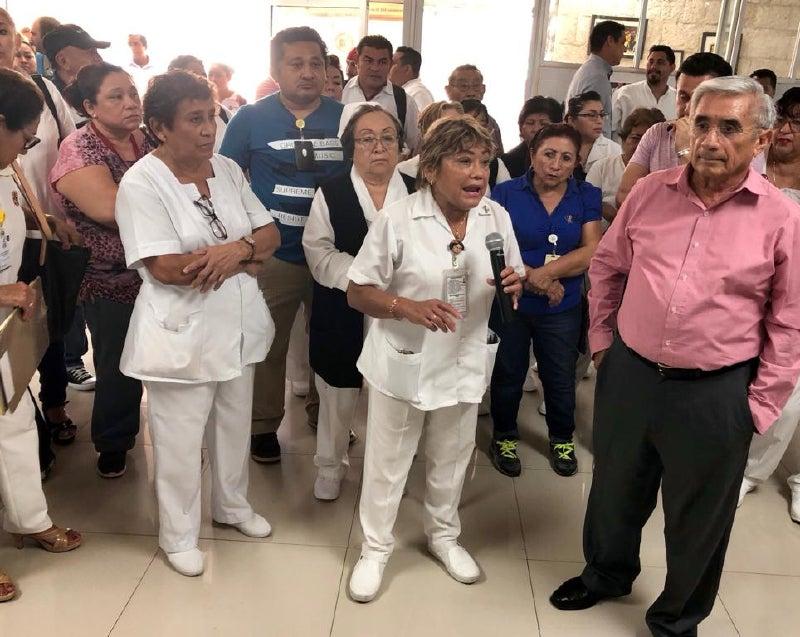 Afloran quejas en el O'Horán (Yucatán)
