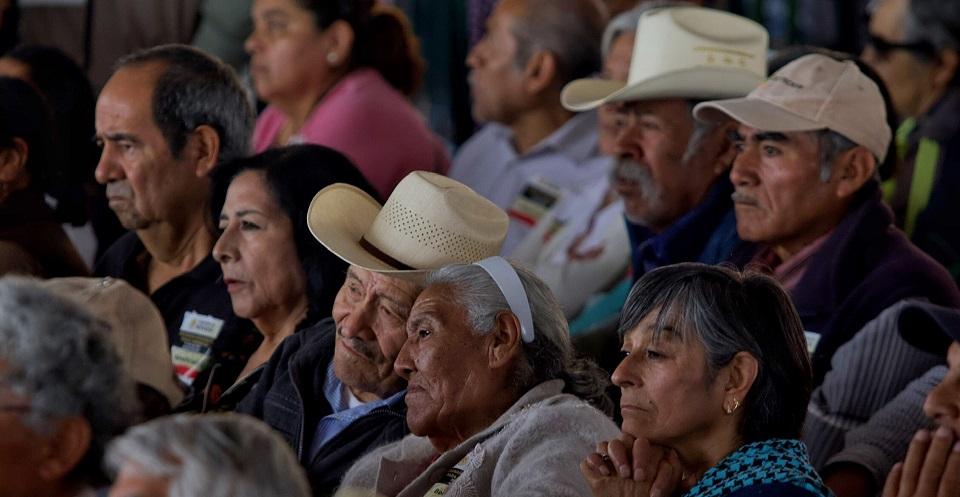 Adultos mayores trabajan por bajos sueldos y reciben pensiones precarias