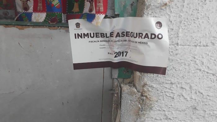 La Fiscalía de Del Mazo despoja a 30 familias de predio para obra de empresa cercana a Peña, acusan