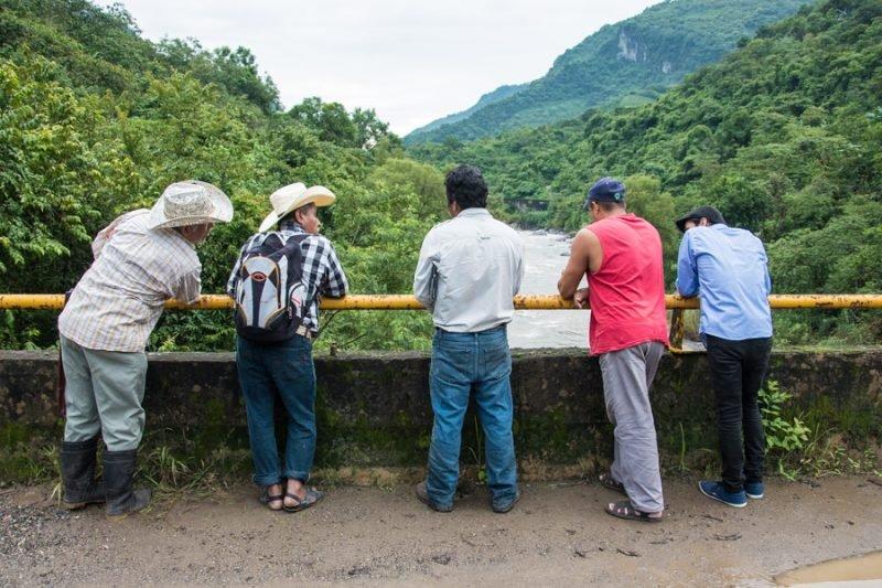 El destino del río Ajajalpan y el Proyecto hidroeléctrico Puebla 1 está próximo a resolverse