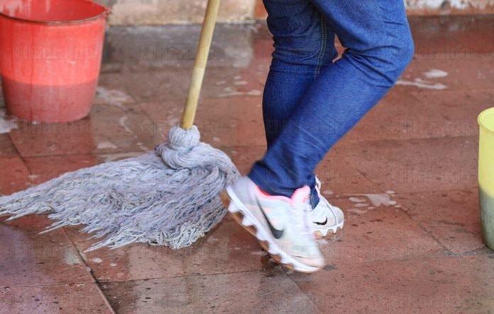 Complicado escenario para las trabajadoras de limpieza (Aguascalientes)