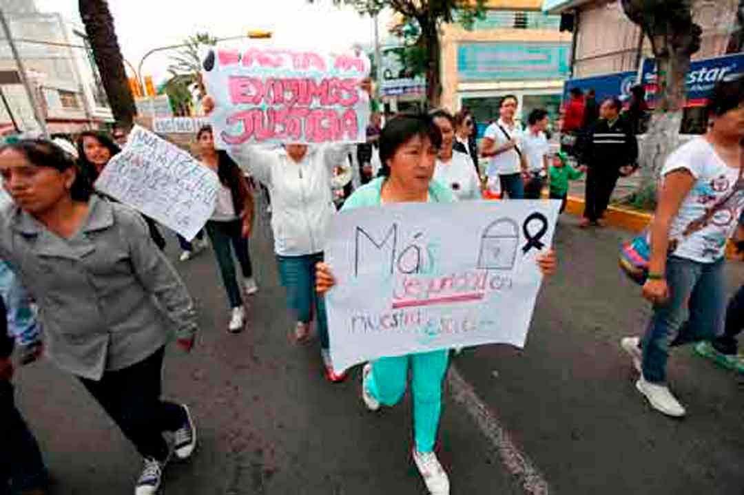 Redes de trata y desaparecidas en Hidalgo
