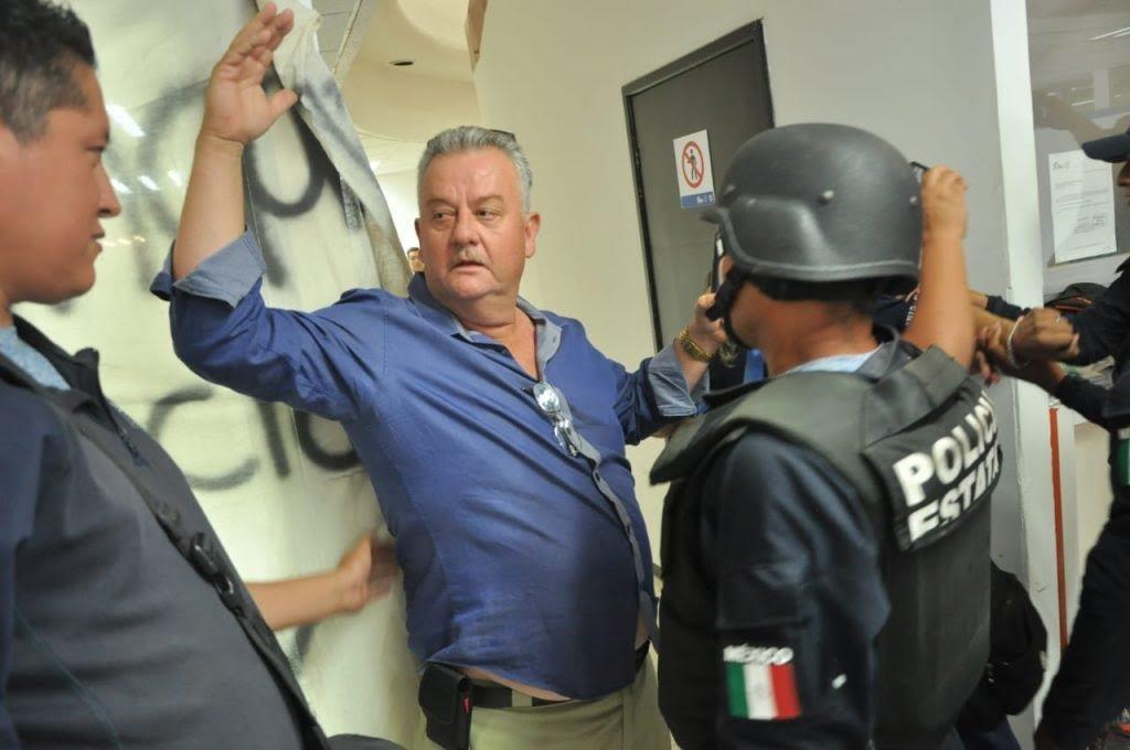 Tribunal de Tamaulipas viola Constitución y detienen a maestros inconformes por eso