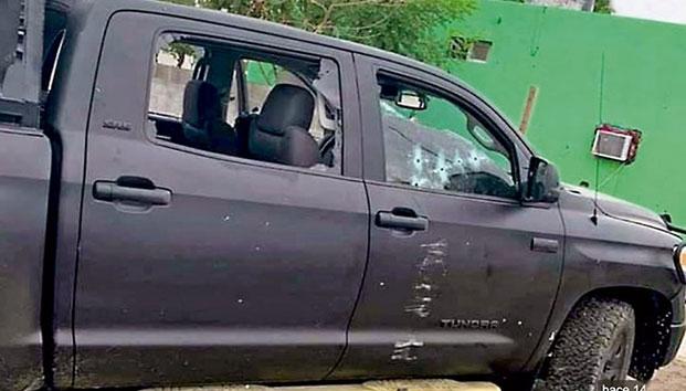 Soldados y policías se habrían coordinado para matanza en Tamaulipas