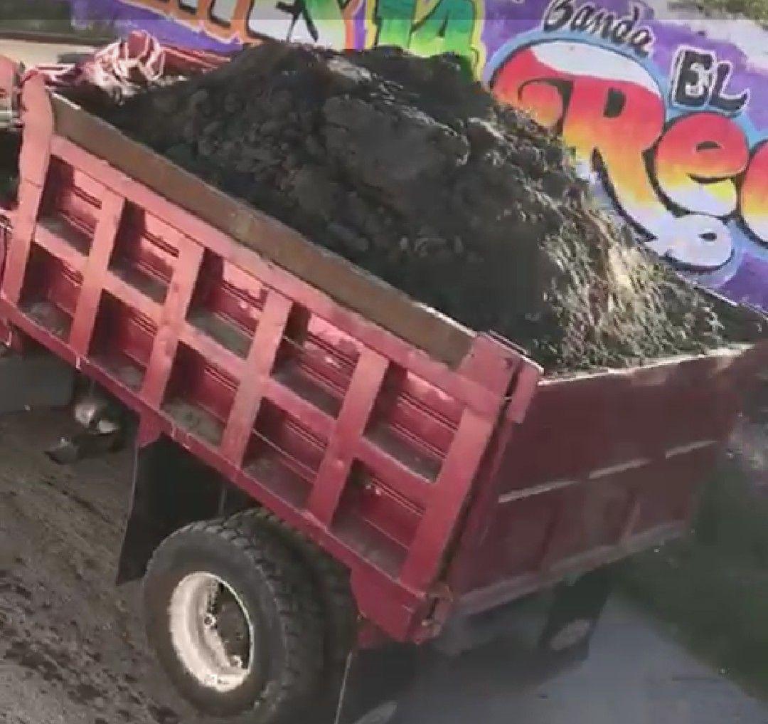 En Zimapán mineras provocan tolvaneras contaminantes por remover jales (Hidalgo)