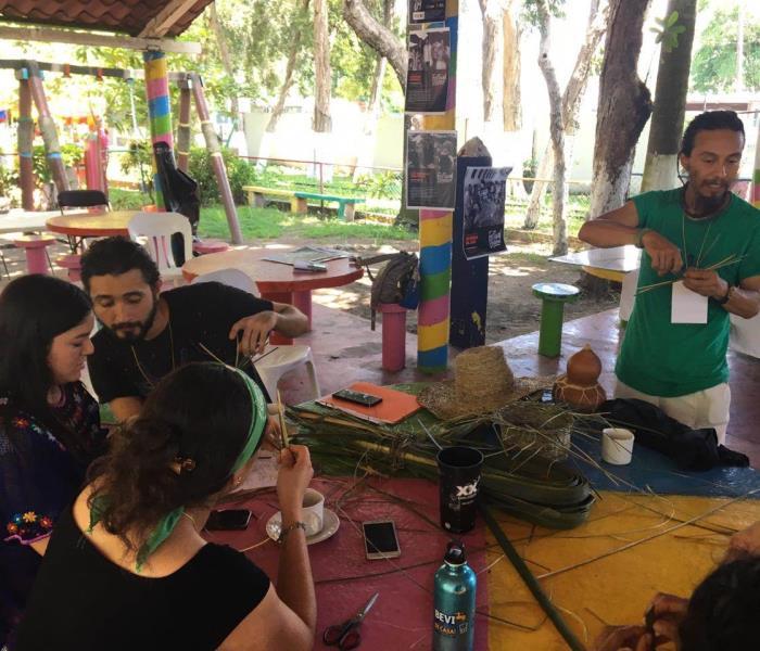 Colectivos se reúnen en el Festival de La Resistencia (Veracruz)