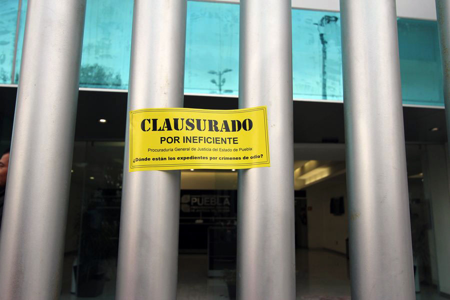 La aplicación del nuevo sistema de justicia en Puebla, un fracaso